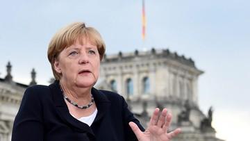 28-08-2016 20:01 Merkel: nie można akceptować odmowy przyjmowania muzułmanów