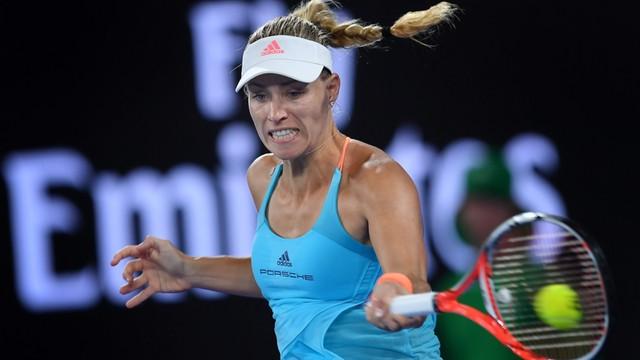Australian Open: pogrom faworytek? Broniąca tytułu Kerber odpadła w 1/8 finału