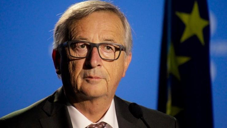 Juncker: jestem przeciwny sankcjom wobec Polski i Węgier dopóki trwa dialog