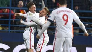 Zwycięstwo po dreszczowcu w Podgoricy. Macedonia - Polska 1:2
