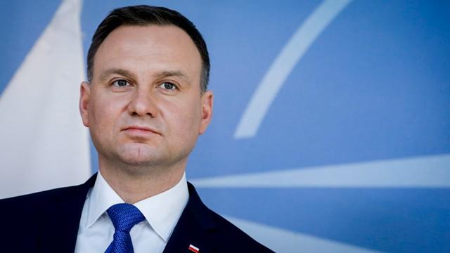 Prezydent: Wzmocnienie potencjału obronnego NATO m.in. konsekwencją działań Rosji