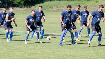 2017-06-24 Porażka Piasta Gliwice w pierwszym letnim sparingu