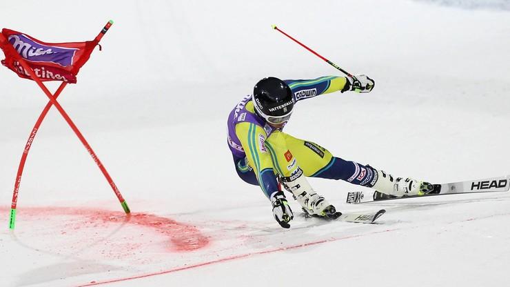 Alpejski PŚ: Wygrana Olssona w Alta Badia, Kristoffersen liderem