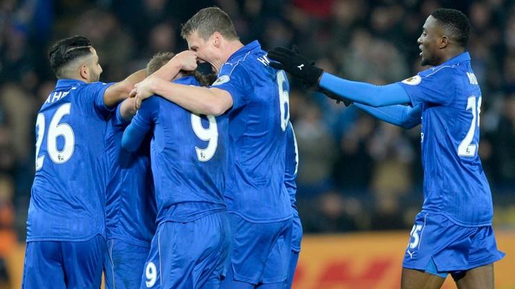 Leicester City jak z zeszłego sezonu! Mistrzowie Anglii pokonali Liverpool