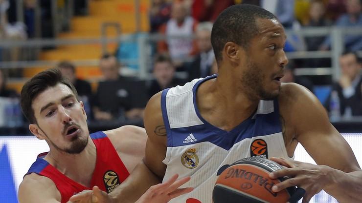 Euroliga: Real Madryt - Fenerbahce Stambuł. Transmisja w Polsacie Sport News