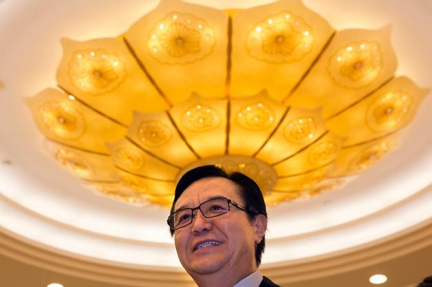 Chiński rząd chce walczyć z korupcją