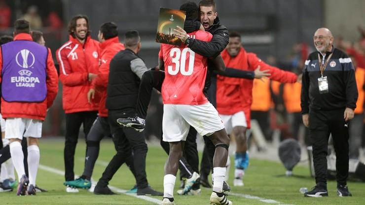Liga Europy: Dramat Świętych. Hapoel Beer Szewa zdobywa Southampton!