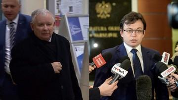24-01-2017 20:56 Jarosław Kaczyński chce pozwać Jarosława Kaczyńskiego. Za znieważanie Polaków