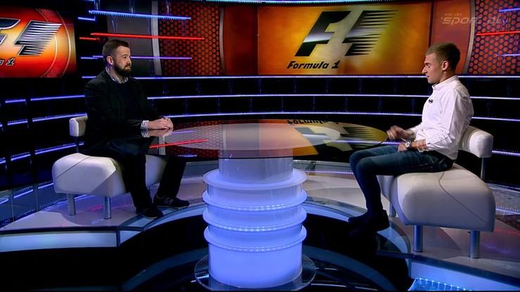 Wywiad z polskim mistrzem świata. Karol Basz w studiu Polsatu Sport