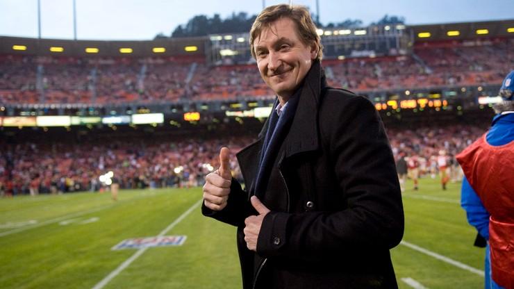 Wayne Gretzky użyczy głosu postaci w... The Simpsons