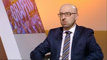 Łapiński o sondażu ws. prezydentury Andrzeja Dudy