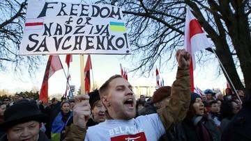 30-03-2016 19:49 Ukraina obejmuje 84 osoby sankcjami we związku z wyrokiem na Sawczenko