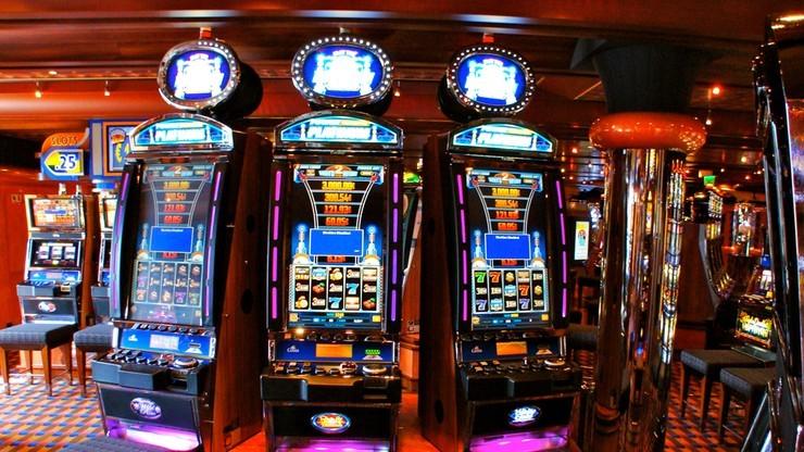 280 automatów do gier przejęto na terytorium pięciu województw