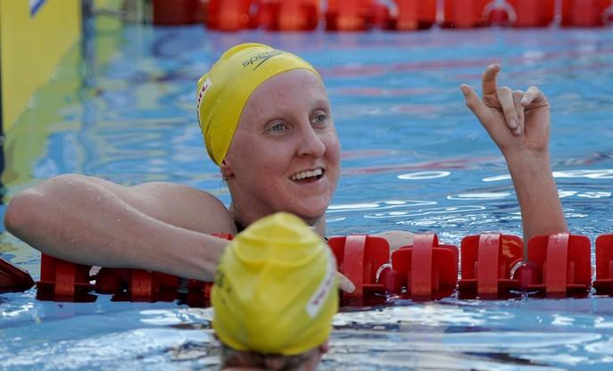 Dwukrotna mistrzyni olimpijska w pływaniu Schipper zakończyła karierę