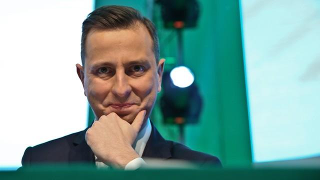 Kosiniak-Kamysz ponownie wybrany na prezesa PSL