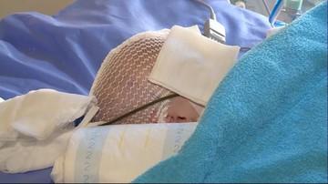 3,5-latek walczy o życie. Zarzut znęcania się nad chłopczykiem usłyszał konkubent matki
