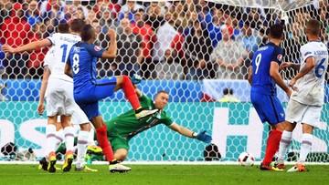 03-07-2016 23:15 Francja w półfinale Euro 2016. Po wygranej 5:2 z Islandią