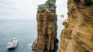 Skoki do wody z 28 metrów. Wystartował Polak