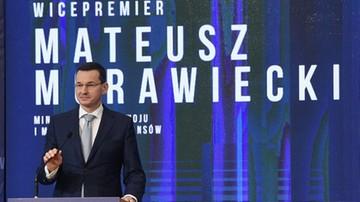"""19-11-2016 12:32 """"Zestaw pobożnych życzeń"""". Opozycja o """"Konstytucji biznesu"""" Morawieckiego"""