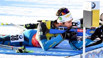 2017-03-10 PŚ w biathlonie: Fourcade wygrał w Kontiolahti