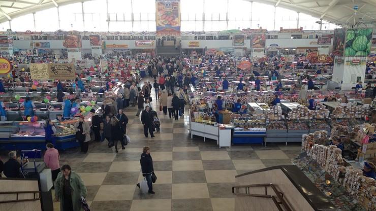 """""""Nie jesteśmy bandytami"""". Strajk drobnych handlarzy na Białorusi"""