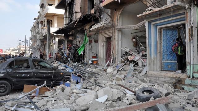 Syria: władze akceptują wstrzymanie działań zbrojnych