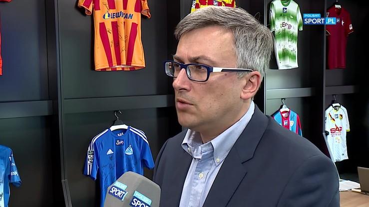 Stefański: Poszerzenie Ekstraklasy o dwie drużyny spowoduje spadek jakości