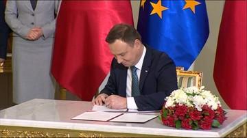 18-03-2017 16:44 Prezydent podpisał ustawę o zgromadzeniach