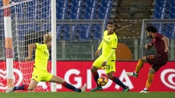 2016-11-06 Serie A: Hat-trick Salaha, czyste konto Szczęsnego