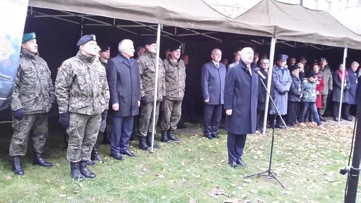 Szef MON: Polska nie może sobie pozwolić na rezygnację z budowy własnej armii