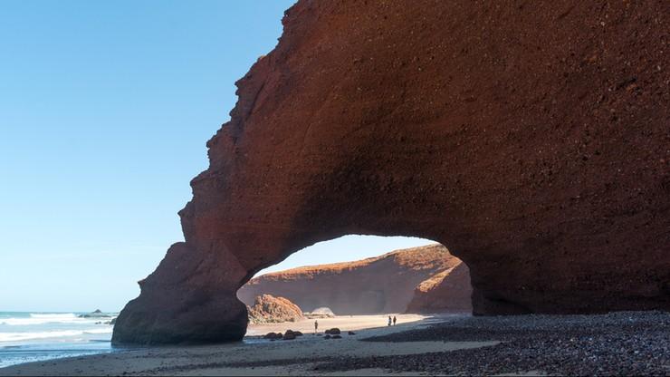 Marokański cud natury przestał istnieć. Zostały tylko zdjęcia