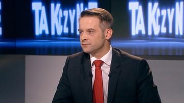 """21-02-2017 23:01 """"Piła i Siekiera"""" - Tomasz Cimoszewicz ma nową nazwę dla PiS"""