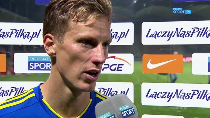 Socha: Mogliśmy zabić mecz jeszcze przed przerwą