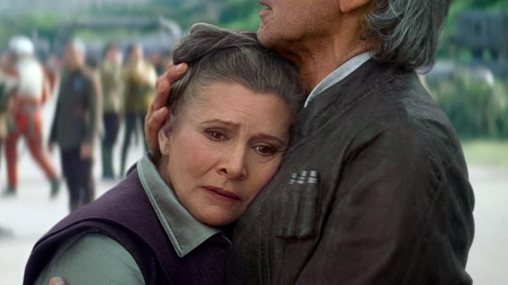 """Carrie Fisher może wystąpić w następnych """"Gwiezdnych wojnach"""""""