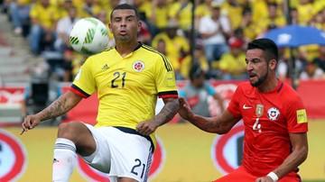 2017-12-12 Kolumbijczyk zawieszony przez FIFA za rasizm, ale... zagra na MŚ 2018