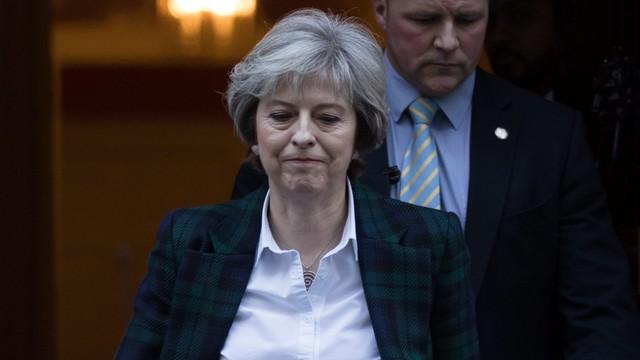May przedstawi parlamentowi rządowe plany ws. Brexitu