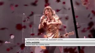 Tata Jagger! Muzyk po raz ósmy został ojcem