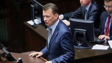 """""""Jak radziecki literat z czasów PRL, który może się wszędzie wysikać"""". Błaszczak o Frasyniuku"""