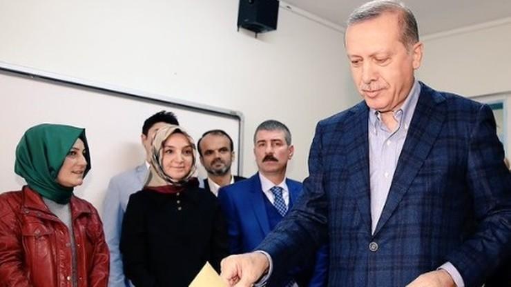 Zakończyły się kolejne wybory w Turcji