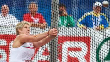 08-07-2016 19:43 Anita Włodarczyk mistrzynią Europy w rzucie młotem