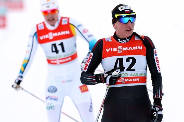 Tour de Ski: Kowalczyk piąta, norweskie podium