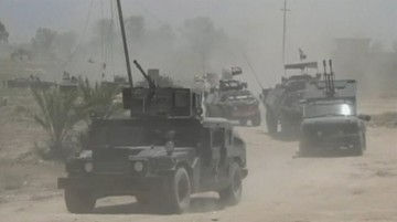 30-05-2016 08:47 Siły irackie wkroczyły do Faludży, bastionu IS