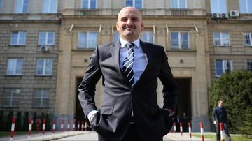 2016-05-06 Jacek Bednarz w zarządzie Ekstraklasy