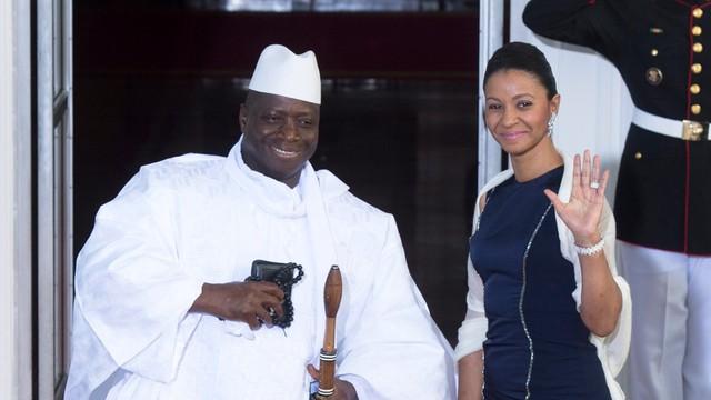 Gambia: po wyjeździe byłego prezydenta zniknęło 11 mln dolarów