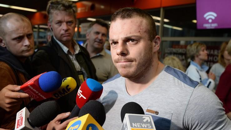 Zieliński nie chce przepraszać kibica za doping. Odrzucił propozycję ugody