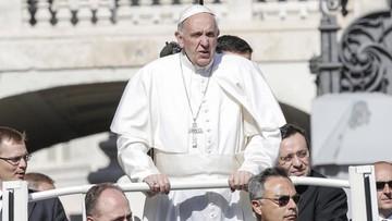 Papież przyjął arcybiskupa Lyonu, oskarżanego o tuszowanie pedofilii