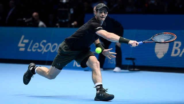 ATP World Tour Finals: Murray lepszy od Djokovica w finale