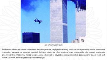 23-03-2016 11:38 Terroryzm - co robić w sytuacji zagrożenia. Poradnik MSWiA z kontrowersyjnym zdjęciem