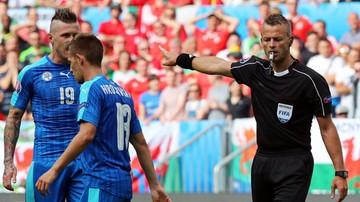 2016-06-19 Norweg Moen sędzią meczu Polski z Ukrainą