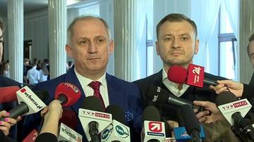 2017-03-24 Posłowie PO ukarani za protest w Sejmie. Zaskarżą decyzję
